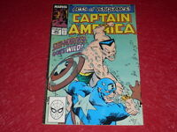 [BD COMICS MARVEL USA] CAPTAIN AMERICA # 365 - 1989  Sub-Mariner