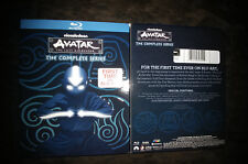 Avatar The Last Airbender The Complete Series Blu-ray Exclusive Nickelodeon New