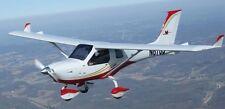 Jabiru J170 Ultralight and LIght Sports Aircraft Wood Model Big New