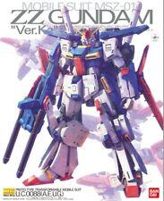 MG Mobile Suit Gundam ZZ Double Zeta Gundam Ver.Ka 1/100 scale color-coded model