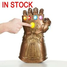 Avengers Infinity War Thanos Gauntlet Electronic Fist Marvel Hasbro