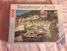 Brand New Ravensburger 1000 Piece Jigsaw Puzzle Polperro, Cornwall