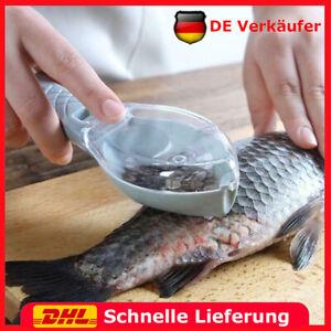 Fischhaut Pinsel kratzen Fischschuppen Reibenentferner Schäler Schuppen Schaber