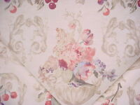 3-3/4Y Lee Jofa Mulberry House FD220 Dutch Master Pastel Linen Upholstery Fabric