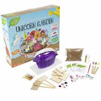 Pousser & Décore Votre Propre Licorne Jardin Plante & Paint Enfants Jouet Jeu