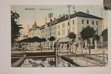 alte AK Ansichtskarte  Gruß aus Wörishofen Kurhauspromenade 1905