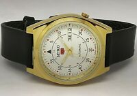 vintage seiko 5 automatic gold plated me's japan made movement No 7s26 run order
