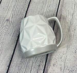 New! Disney Parks 2021 Epcot Spaceship Earth Light Collection Coffee Cup Mug