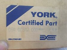 York certified parts number 064–0 0347–000 ring