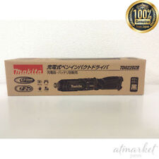 Neuf Makita Rechargeable Stylo Visseuse à Percussion Noir Corps Only TD022DZB De