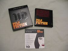 Urban Decay 'Pulp Fiction' Eye Shadow Palette Mia Wallace 20th Anniversary Set