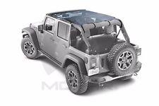 07-15 Jeep Wrangler New Sun Bonnet Mesh for Soft or Hard Top 4 Door Mopar Oem