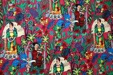 Indian Cotton New Designer Digital Printed Traditional Running Fabric By Yard