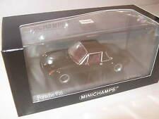 1:43 PORSCHE 916 1971 Black Minichamps 400066060 OVP NEW