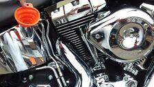 Harley Davidson FXSTB Night Train FXCW FXCWC Rocker C FLS Softail Slim Funnel