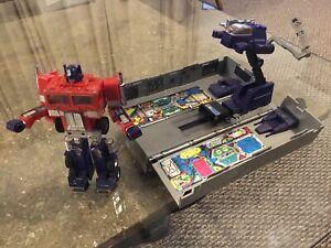 VTG Takara Hasbro 1980 1982 Transformers Optimus Prime Japan Toy Robot 1980s