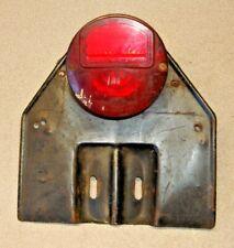 DUCATI 750 S SPORT BEVEL 1970'S REAR TAIL COMBO LAMP LIGHT CEV PLATE HOLDER