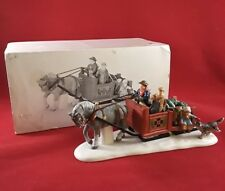 Dept 56 Over The River And Through The Woods #5654-5 Heritage Village Collection