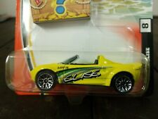 Matchbox Treasure Chest #8 Lotus Elise Yellow 2005