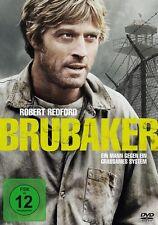 DVD BRUBAKER - Ein Wahrer Fall # Robert Redford ++NEU