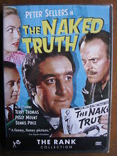 THE NAKED TRUTH (1957) PETER SELLERS, TERRY THOMAS - BRAND NEW, FACTORY SEALED!!