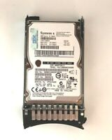 IBM 900GB 6GB/ps SAS 2.5 in SFF HS HDD // 81Y9650 // 81Y9651 // 81Y3805