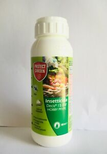 Decis 15 ew  Bayer  insetticida per  orto olivo per  mosca tignola   500 ML