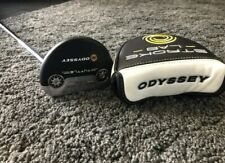 "Odyssey Stroke Lab Tuttle Putter 33"" Orig Cover New Stroke Saver Slim Grip Mint"
