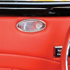 """Bullet"" Exterior Door Handle Lever Kit (Pair) ASCDH1K Truck Hot Rod Muscle Car"