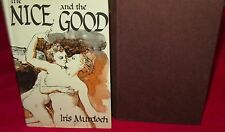 The NICE and the  GOOD ~ Iris MURDOCH. 1st HbDj  Thriller Romantic comedy MELB!