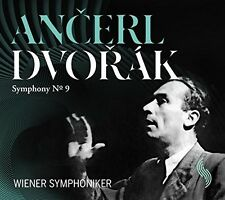 KAREL/WIENER SYMPHONIKER ANCERL - SYMPHONY NO. 9  CD NEU DVORAK,ANTONIN