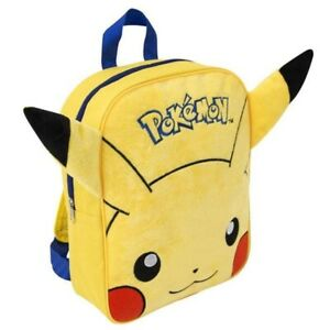 Official Pokemon Pikachu Backpack