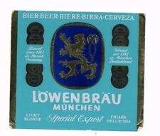 Germany - Beer Label - Lowenbrau, Munchen - Special Export