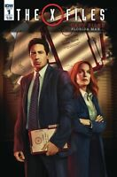 X-Files Case Files Florida Man #2RI Wilson 1:10 Variant VF 2018 Stock Image