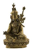 Estatua Tibetano Guru Padmasambhava Rimpoché Bodhisattva 24.5cm 5626