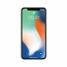 New Apple iPhone X 256GB Unlocked, Silver - Next Day Delivery