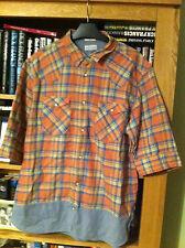 allsaints shirt size xl