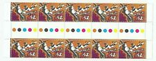 2006 'EXTREME SPORTS - FREESTYLE MOTOX' - GUTTER STRIP of 10 x $2.00 MNH STAMPS
