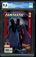 ULTIMATE FANTASTIC FOUR 22 CGC 9.6 ORIGIN & 1ST APPEARANCE OF THE MARVEL ZOMBIES