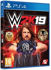 WWE 2K19 PS4 NEW SEALED *SAME-DAY DISPATCH*