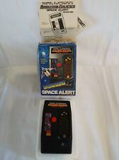 Vintage 1978 Mattel Electronics Battlestar Galactica Space Alert Game in the box
