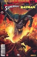 Comics Français  Panini Comics  Superman & Batman N° 17