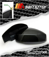 Dry Carbon Fibre Side Door Mirror Covers for Nissan 350Z Coupe Z33 Z Fairlady