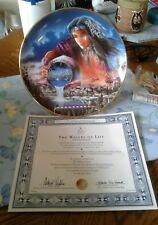 "Royal Daulton/Franklin Mint/""The Waters Of Life """
