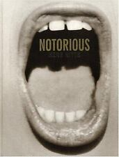 Notorious Herb Ritts 1992 First Edition