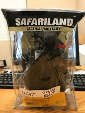 SAFARILAND 6005-836-121 Thigh Holster For Glock 17&22 W/Surefire X200 Right Hand