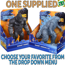 "Monsterverse Godzilla vs Kong 11"" inch figure ONE SUPPLIED you choose"