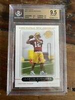 2005 TOPPS Aaron Rodgers #431 GREEN BAY PACKERS ROOKIE RC BGS 9.5 GEM MINT