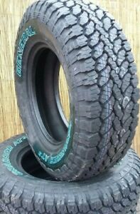 235 70 16 GENERAL GRABBER AT3 ALL TERRAIN  TYRES X2 FREE DEL OR FIT & BALANCE