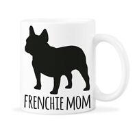 French Bulldog Mug Frenchie Mom Coffee Mugs Frenchie Dog Cup Novelty Friend Gift